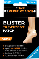 KT Taper Performance Blister Treatment sport factory