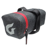 Blackburn Barrier Small Seat Bag stores all your repair needs