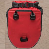 Blackburn Barrier Waterproof Pannier dry bag design with handle