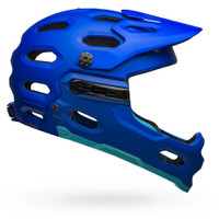 Bell Super 3R MIPS matte blues sport factory
