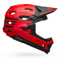 Bell Super DH MIPS matte red/black sport factory