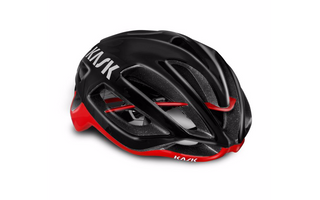 kask protone black red sport factory