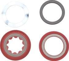 SRAM Bottom Bracket Shield and Wave Washer Kit GXP