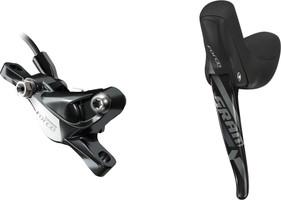 SRAM Force 1 Disc Brake and Lever Front, Post Mount 00.5218.006.000 sport factory
