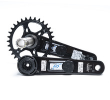 Stages Power LR Shimano XTR M9100 Dual Sided Crankset 32t in three crank lengths