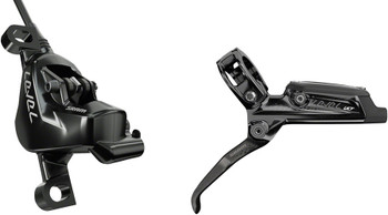 SRAM Level Ultimate Disc Brake and Lever - Rear, Hydraulic, Post Mount, Black sport factory