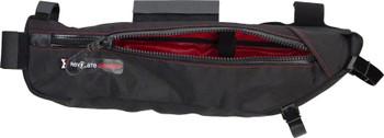Revelate Designs Tangle Frame Bag Small zip open