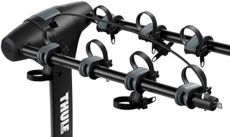 Thule Apex XT 4 and 5 Bike Hitch Racks include locking cable