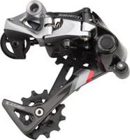 SRAM XX1 Rear Derailleur Medium Cage 11 Speed Black/Red 00.7518.061.000 sport factory