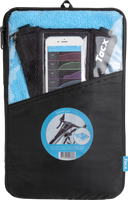 Tacx Sweat Set Trainer Sweat Cover for Smartphone towel