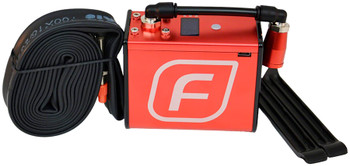 Fumpa Pumps Battery Powered Pump fits in your jersey pocket