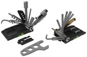 Topeak Alien X 2 piece bicycle multi- tool sport factory