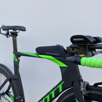 Profile Design ATTK S Storage Unit triathlon top tube bag