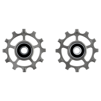 CeramicSpeed SRAM Red/Force AXS 1x12 Pulley Wheels Coated, Titanium sport factory