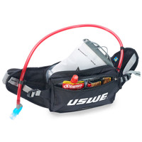 USWE Zulu 2 Hip Pack hold everything