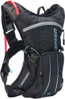 USWE Airborne 3 Hydration Backpack black gray sport factory