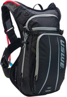 USWE Airborne 9 Hydration Backpack black gray sport factory