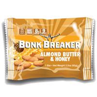 Bonk Breaker almond butter