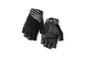 Giro Zero CS Cycling Gloves dazzle black reflective
