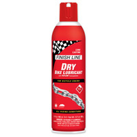 Finish Line Dry Teflon Lube 17oz Aerosol spray for bikes
