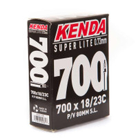 Kenda Super Light 80mm 700x18-23 Presta valve tube