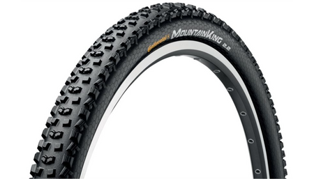 Continental Mountain King II Protection MTB Tire
