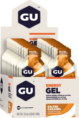 GU Energy Gels sport factory