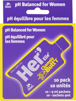 Chamois Butt'r Her 9ml Sample Pack sport factory