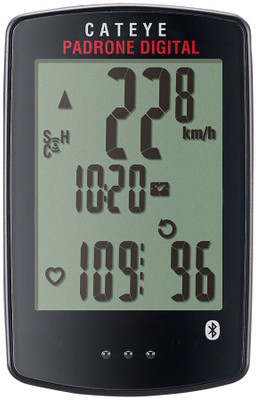CatEye Padrone Digital Wireless Cycling Computer, Computer Only sale