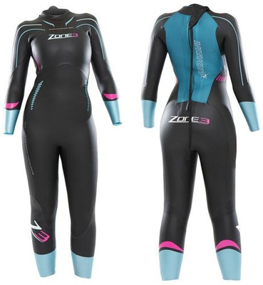 Zone3 Womens Vision Wetsuit Size Large