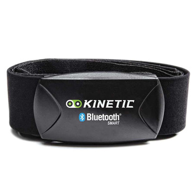 Kinetic Dual Band Wireless Heart Rate Strap and Sensor: Bluetooth Smart and ANT+  t-2001 sport factory
