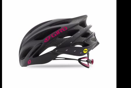 Giro Sonnet MIPS matte black bright pink sport factory