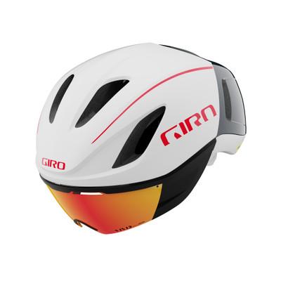 Giro Vanquish MIPS portaro gray, white, red sport factory