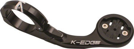 K-Edge Garmin Pro XL Mount black 31.8