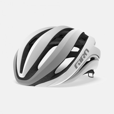 Giro Aether MIPS matte white silver sport factory