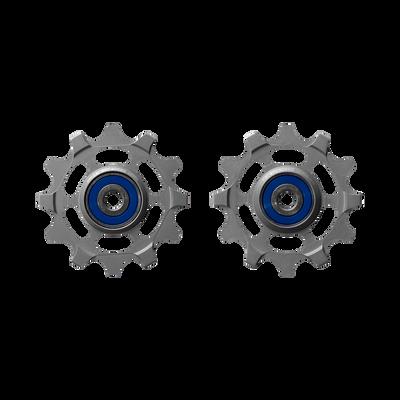 CeramicSpeed SRAM XX1 and XO1 Pulley Wheels Titanium Coated
