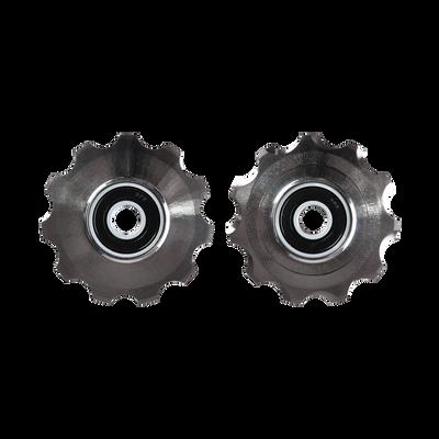 CeramicSpeed 3D Printed Shimano 11sp Pulley Wheels Titanium Coated