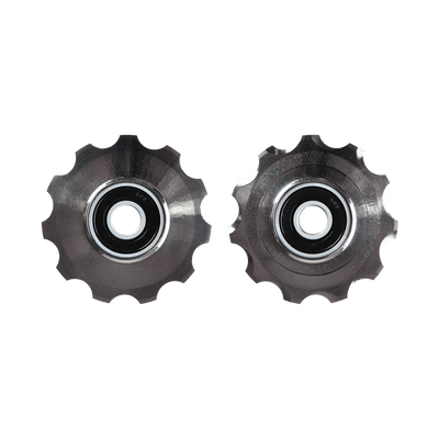 CeramicSpeed 3D Printed Shimano 11sp Pulley Wheels Titanium Coated