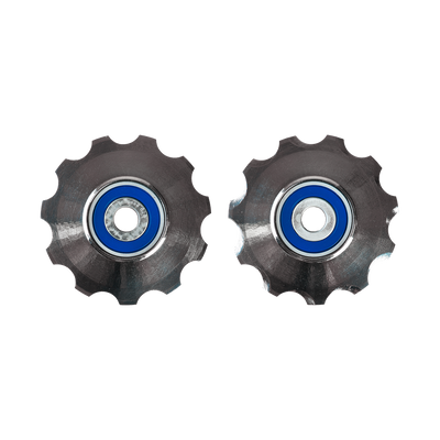 CeramicSpeed 3D Printed SRAM 11sp Pulley Wheels Titanium Coated