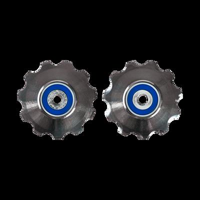 CeramicSpeed 3D Printed SRAM 11sp Pulley Wheels Titanium Coated