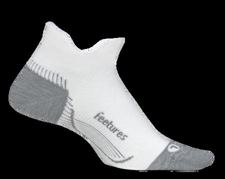 Feetures Plantar Fasciitis Relief Sock white sport factory