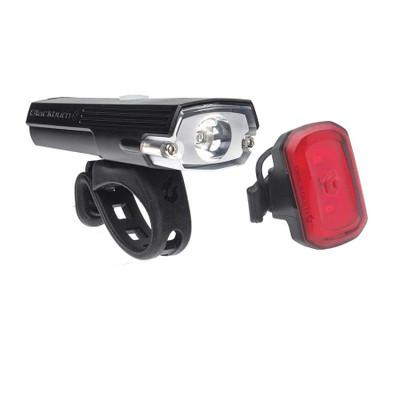 Blackburn Dayblazer 400 and Click USB Front/Rear Combo Set bicycle lights