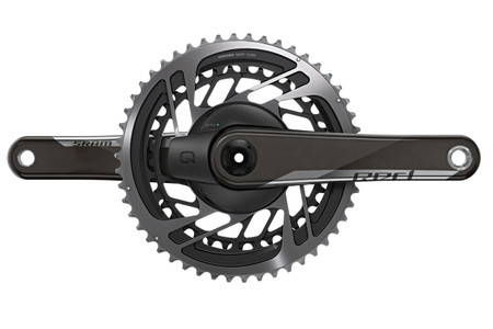 Quarq SRAM Red AXS 2X power meter crankset sport factory