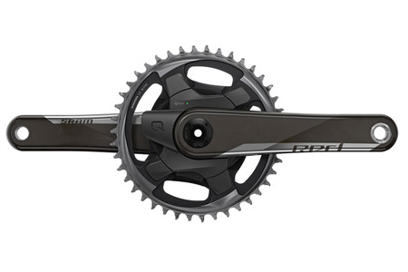 Quarq SRAM Red 1 AXS 1x power meter crankset