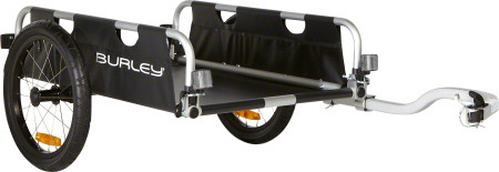 Burley Flatbed Cargo Trailer for bicycles