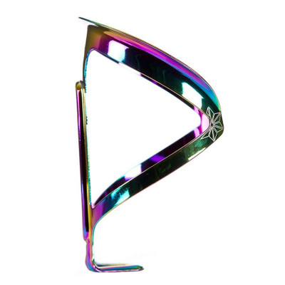 Supacaz Fly Ano Cage oil slick cage
