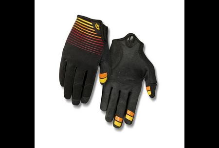 Giro DND Long Finger Gloves matte black heatwave