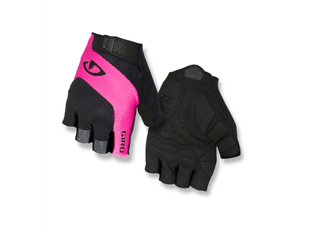 Giro Tessa Womens Cycling Gloves black pink sport factory