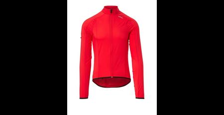Giro Mens Chrono Expert Wind Jacket bright red sport factory