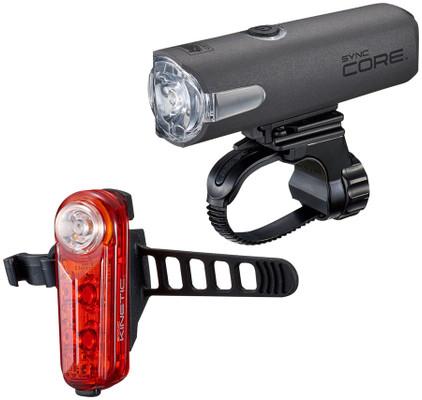 CatEye Sync and Kinetic Headlight/Tailight Set sport factory